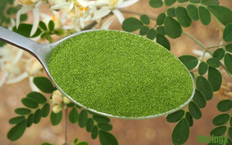Une cuillère ou deux de moringa par jour pour ta santé – Moringa – Luxembourg