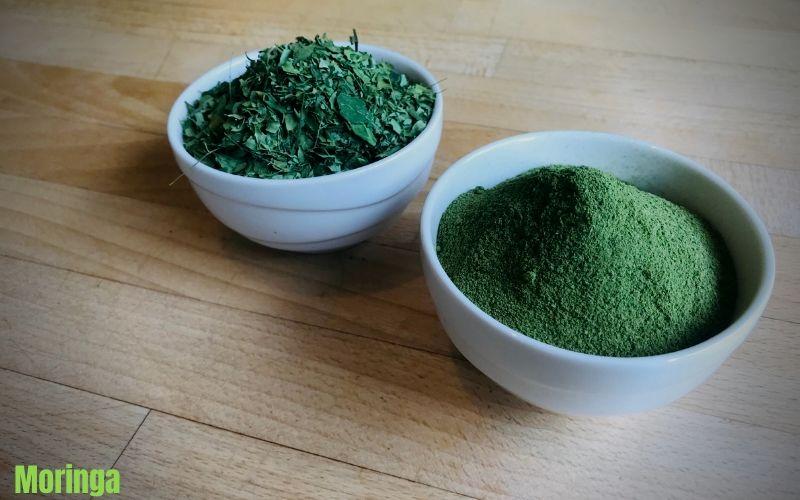 L'arginine - Feuilles et poudre de moringa naturelle 100% bio -  conseil Luxembourg